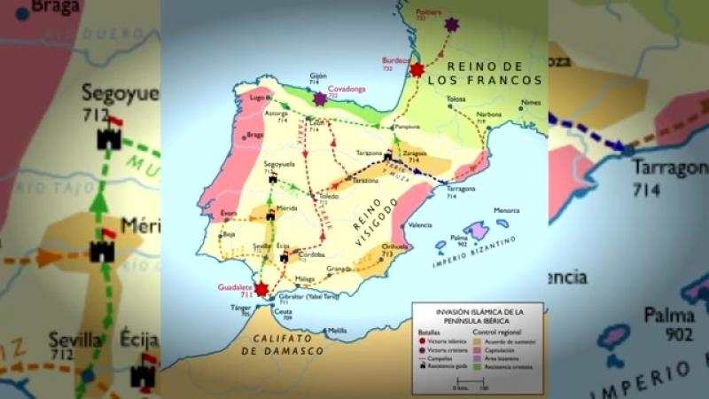 Andalusiya tarixi 4 qism
