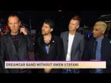 Dreamcar without Gwen Stefani