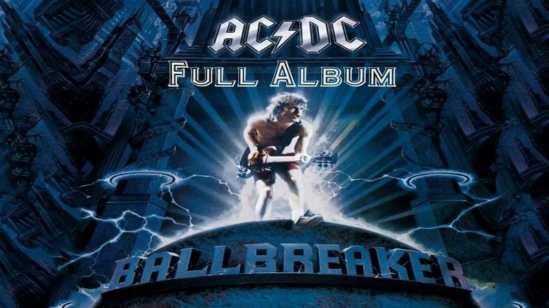 AC DC Ballbreaker Full Album Live 1995