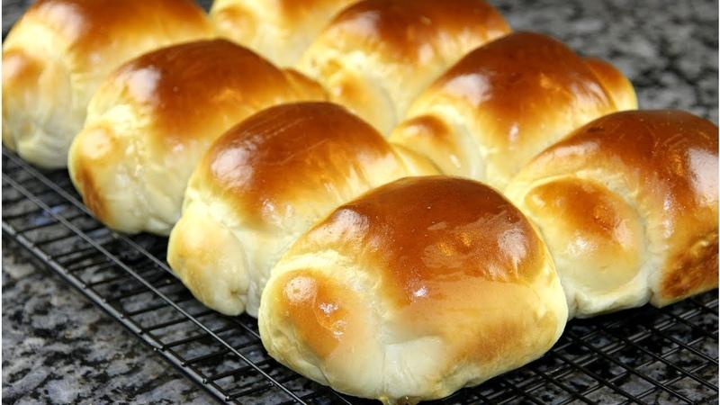 НЕЖНЫЕ КАК ОБЛАКО японские булочки ХОККАЙДО Невероятно вкусные булочки