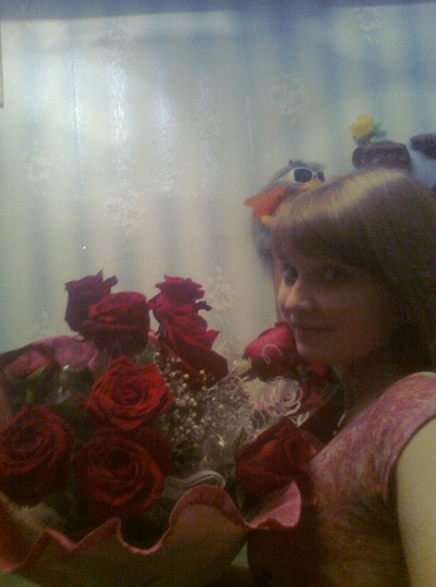 Людмила Соковец, 19 февраля 1995, Алзамай, id92932676