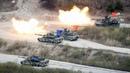 South Korea Shows Their Military Strength to North Korea ROK Military Power