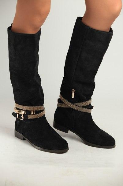 Обувь женская фабиани сапоги
