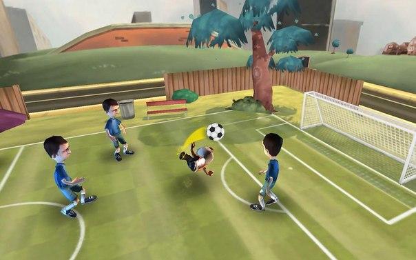Скачать Soccer Moves для android