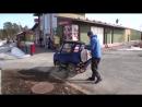 Веломобиль - гибрид велосипеда и автомобиля