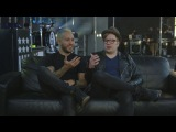 Yahoo! Music - Interview with Pete and Patrick of Fall Out Boy