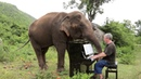 Beethoven on Piano for the blind elephant Romsai