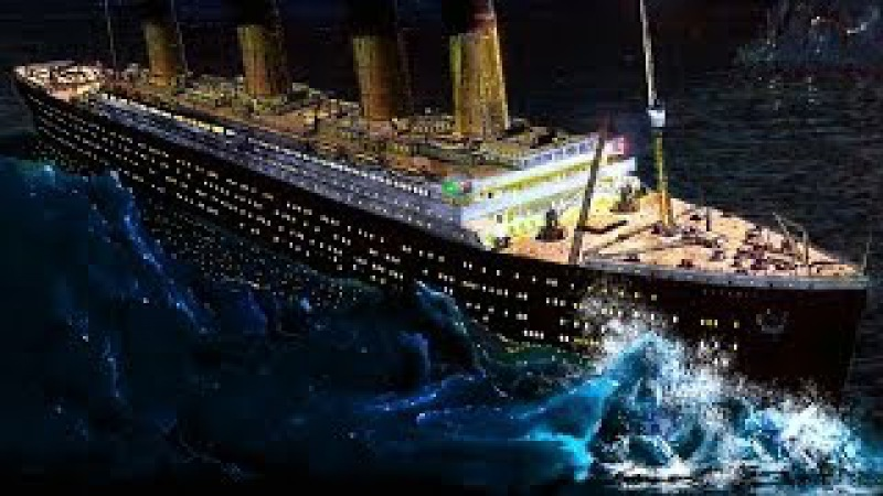 Тайны века. Последняя ночь Титаника. Документальный фильм