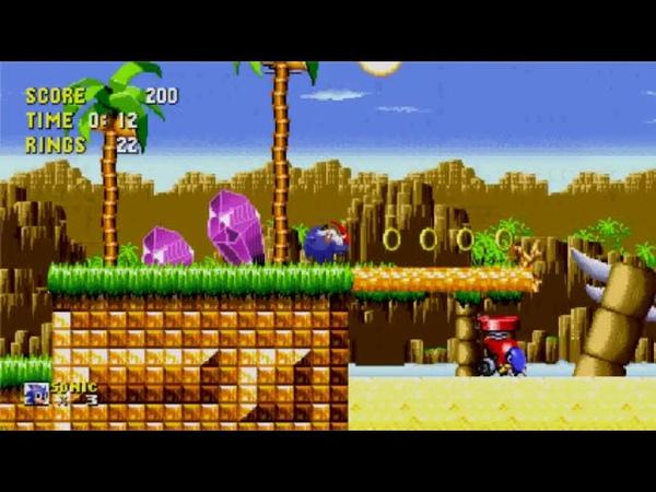 Sonic Classic 2 – Update 1 (Fan Game)