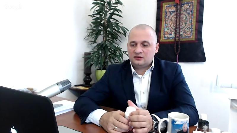 Вебинар бесплатный от Андрея Дуйко по здоровью! Клеточные соли01 11 2016