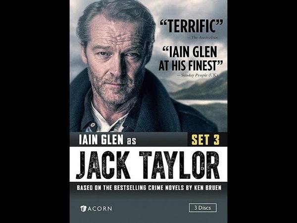 Джек Тейлор /3 сезон 3 серия (закл.) - Чистилище / детектив криминал драма Ирландия Германия