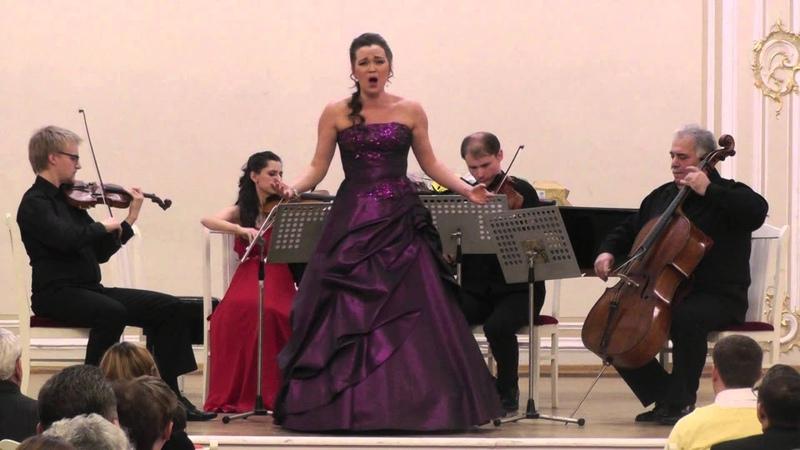 Banevich Gerda's Aria from opera Kay and Gerda