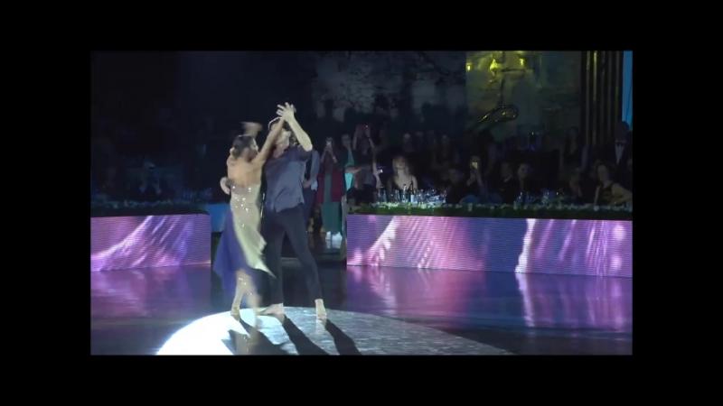 Кубок Кремля 2018 по латиноамериканским танцам_программа Exhibition