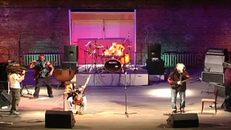 Yat-Kha – Come Along – Концерт В Абакане 2008