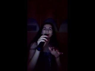 Хильда Кордина - Потоки ветра (live acapella)