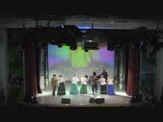 Народный самодеятельный коллектив фольклорный ансамбль «Отрада»