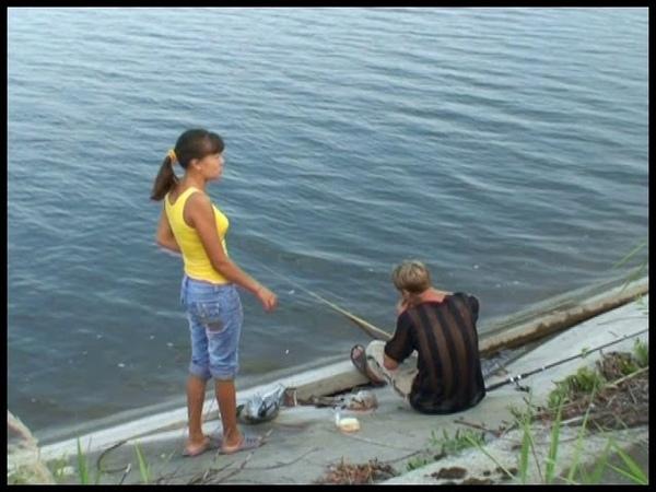 День рибалки Водосховище Наливне Білокуракине 11 07 2010