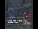 STAND FOR THE FLAG THEMED GUN