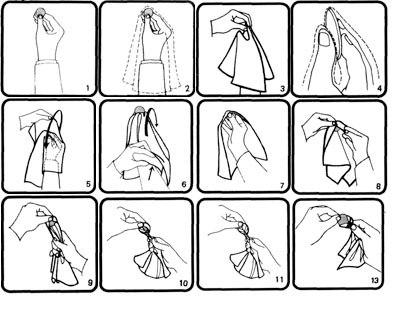 Фокусы со своими руками