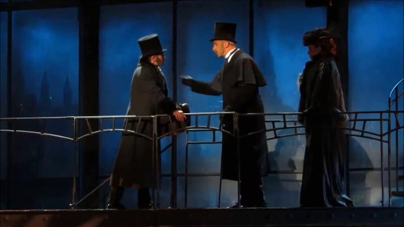 Джекилл и Хайд - 2 акт