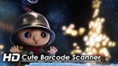 Cute Barcode Scanner | Migros Christmas 2017 Commercial
