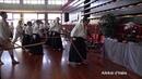 Bokken yokomenuchi shihonage tre forme
