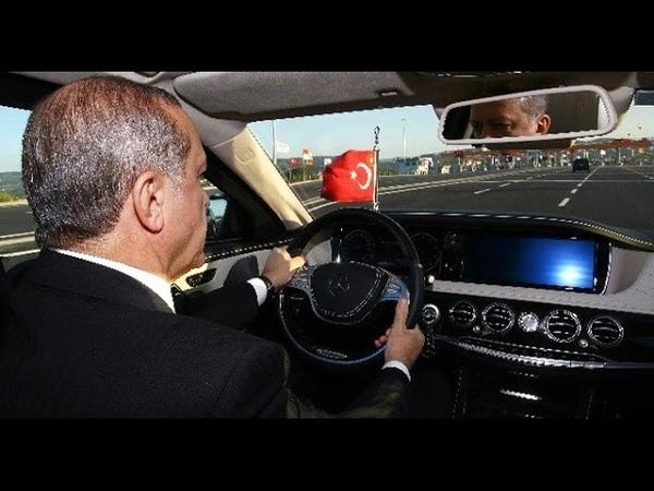 Recep Tayyip Erdoğan - Kenan Sofuoğlu - Osmangazi Köprüsünün Açılışını Yaptı