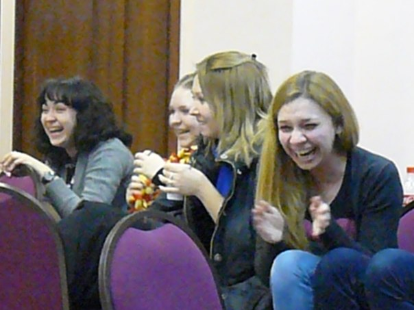 ЕВРЕЙСКИЙ ВЗГЛЯД. проводят молодежный семинар. при финансовой поддерж
