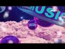 Конец эфира Retro Dance, начало эфира Bridge to nightlife Реклама на BRIDGE TV 01.08.2018