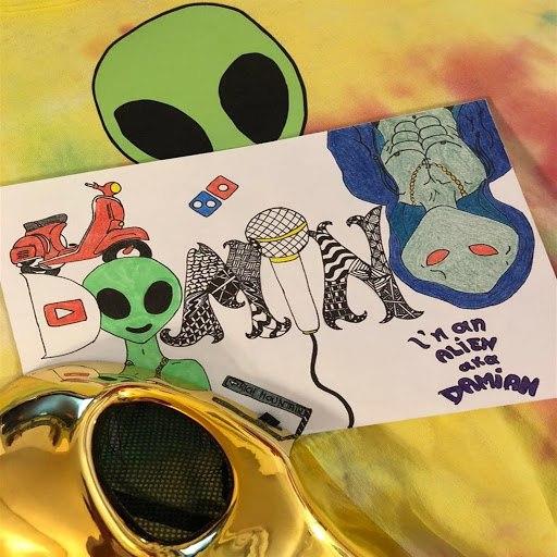 domiNo альбом Alien