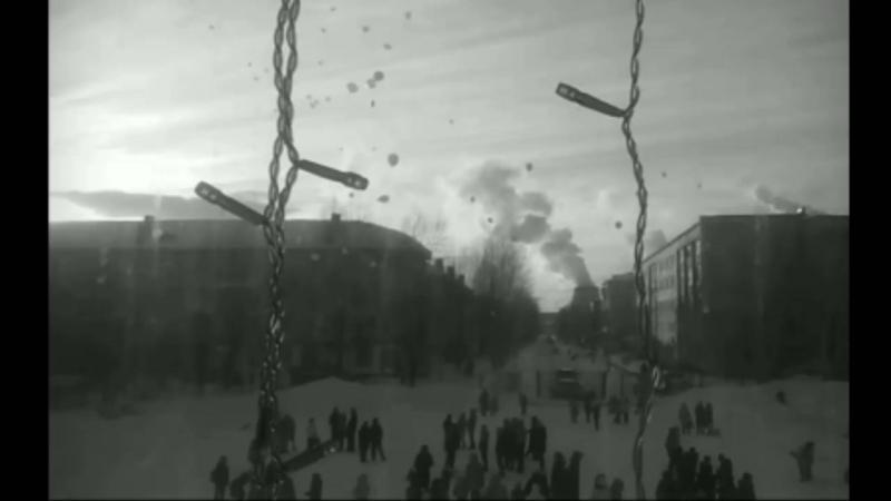 п Яйва Пермский край 28 марта запуск шаров в память о погибших в ТЦ Зимняя Вишня кемеровомыстобой