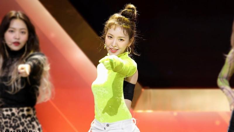 181210 레드벨벳(Red Velvet) 웬디(Wendy) - RBB (Really Bad Boy) [Golden Glove Awards] 4K 직캠 by 비몽