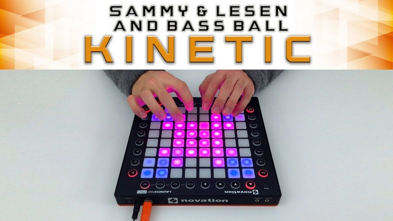 SAMMY LESEN, Bass Ball - Kinetic Launchpad Cover