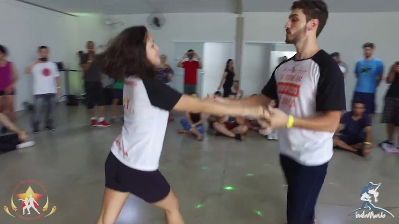 Baila Mundo Milena Morais e Rafael Wilker Encontro das Estrelas 2018