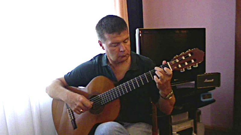 Rattlesnakin' Daddy Jump Blues by T Flint Guitar V Sharii