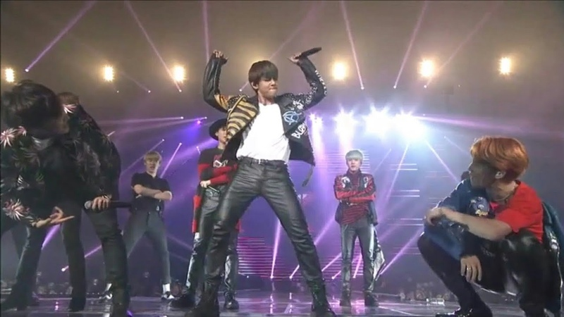 BTS (방탄소년단) Boys With Fun Live On Stage HYYH Epilogue Concert 2016