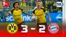 Borussia Dortmund Bayern Munich 3 2 GOLES Jornada 11 Bundesliga