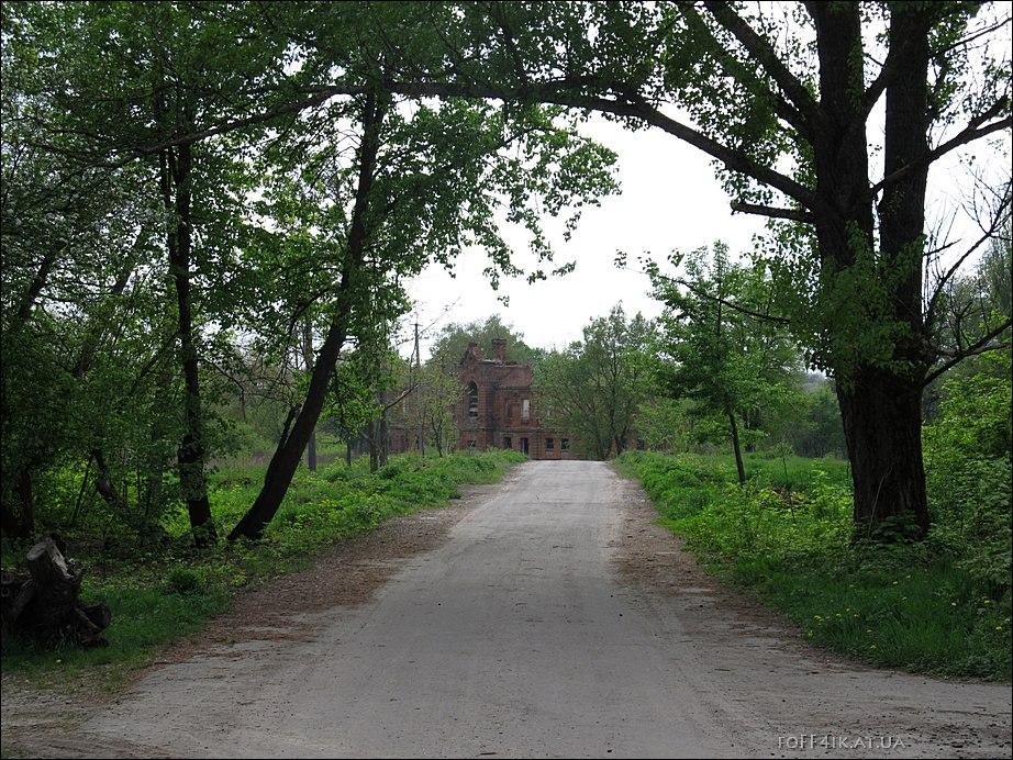 Полтава прачка психбольница Ивонченцы пруд