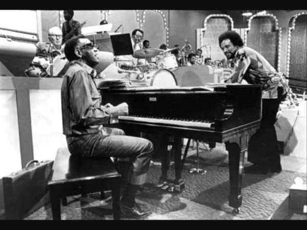 Ray CharlesMargie Hendricks- Tell The Truth