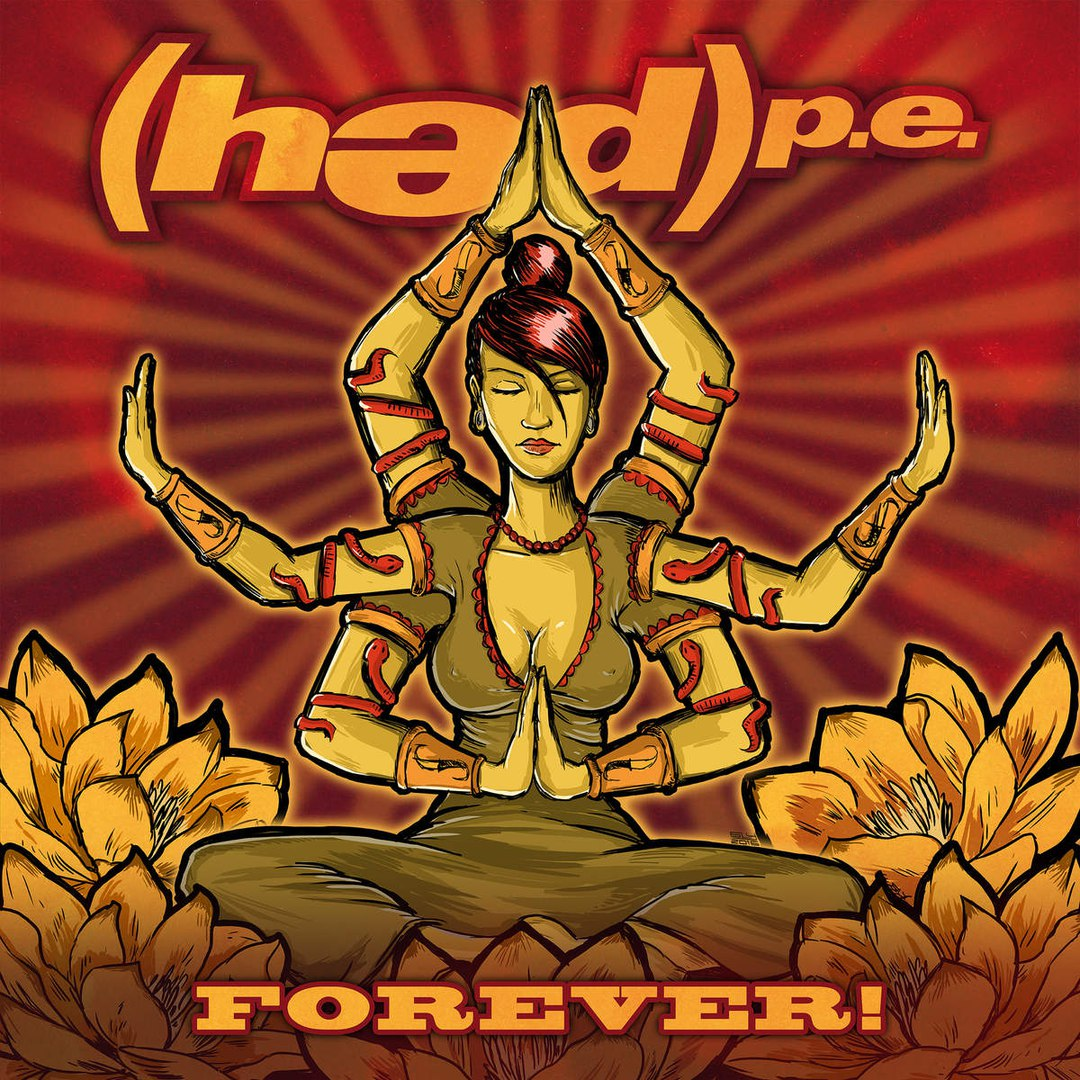 (Hed) P.E. - Forever! (Deluxe Edition) (2016)