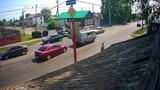 ДТП Проезд на красный свет светофора