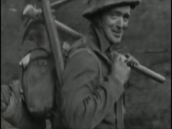 1943 год История Битвы за Тунис .Вермахт против западных союзников