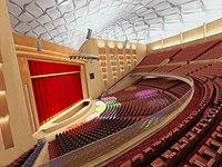 Открылся новый концертный зал Крокус Сити Холл.  Crocus City Hall).  По размерам и оснащению концертная площадка...