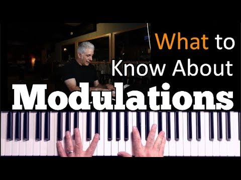 Why You NEED To Know About Modulations (Modal Interchange)
