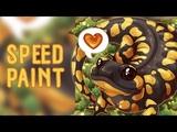 Speedpaint - Salamandra