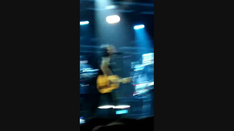 Концерт Сукачева в Алма-Ате