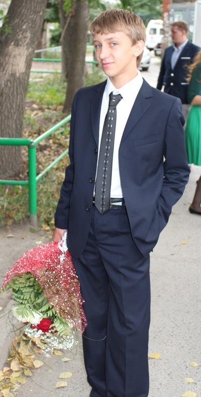 Андрей Федоров, 14 сентября 1995, Санкт-Петербург, id83263586