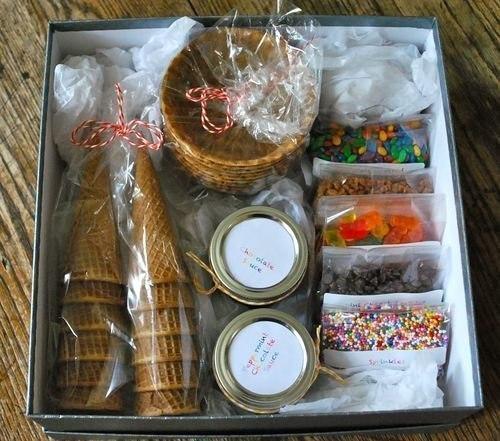 Подарки любителям поесть