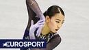 Rika Kihira HIGHLIGHTS | Women's Free Skate | NHK Trophy 2018 Figure Skating | Eurosport