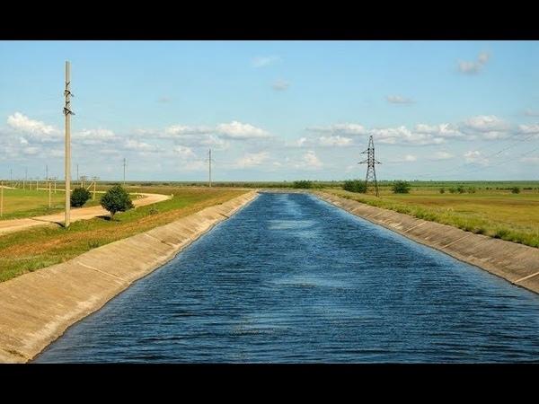 Северо-Крымский канал не нужен: Крым справился без воды из Днепра...